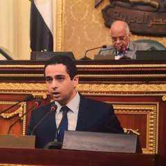 فوز محمد عبدالمقصود باكتساح من الجولة الأولى