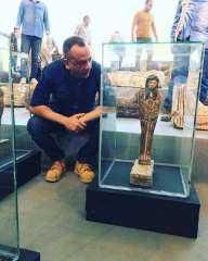 ريحان: الإكتشافات الأثرية غير المسبوقة جاءت نتيجة الإرادة السياسية