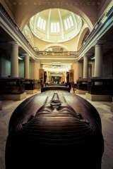 اليوم 17-11: الإحتفال بذكرى تأسيس المتحف المصرى بالتحرير