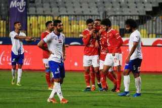 بالفيديو: شاهد أهداف مباراة الأهلى وأبوقير للأسمدة فى كأس مصر