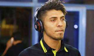 إيجابية مسحة محمد شريف لاعب الأهلى لفيروس كورونا