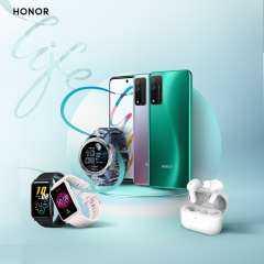 هاتف 10x lite وساعات ذكية وسماعه تطلقها هونر خلال أيام .
