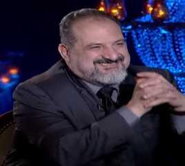 عيد ميلاد الفنان خالد الصاوى والمخرجين الذين ساعدوه على الشهرة