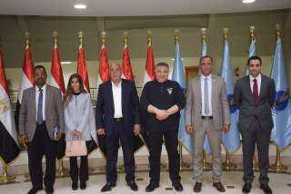 وفد برلماني: محافظ البحر الأحمر حقق إنجازات غير مسبوقة في 15 شهر فقط رغم التحديات