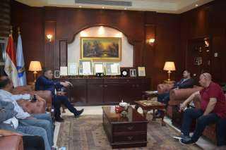 زعيم الأغلبية يشيد بالجهود المشتركة بين محافظ البحر الأحمر وأعضاء النواب والشيوخ لخدمة المواطنين