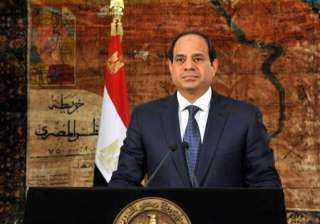 محافظ البحر الأحمر يهنئ الرئيس السيسي بالذكرى ال39 لتحرير سيناء