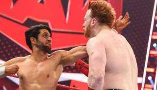 المصارع السعودي منصور يسعى لإثبات حضوره في نزالات راو