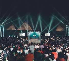 """الاهرامات تستضيف بطولة """"سي أي بي مصر الدولية المفتوحة للاسكواش 2021"""" البلاتينية للرجال وللسيدات"""