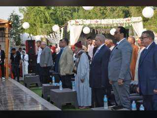 المنظمة المصرية الدولية لحقوق الانسان تكرم أسر الشهداء بمناسبة أنتصارات أكتوبر