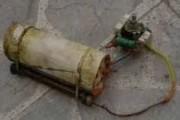 ابطال قنبلة بجوار مدرسة في مدينة السادس من اكتوبر