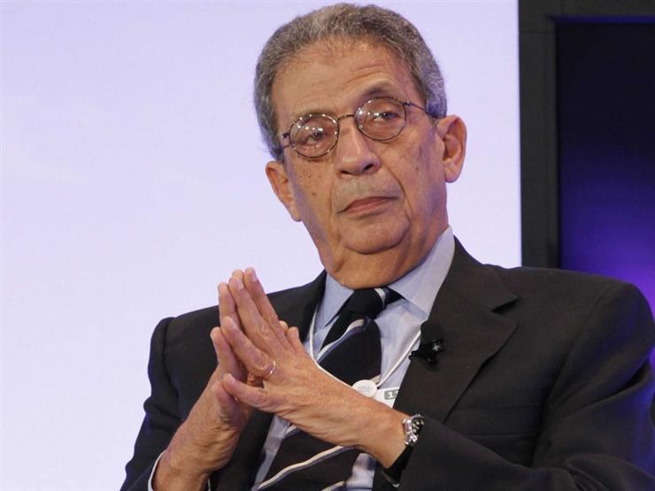 عمرو موسى: مسار التعليم فى مصر مؤسف ، ولا يصح أن يستمر بالشكل الحالى