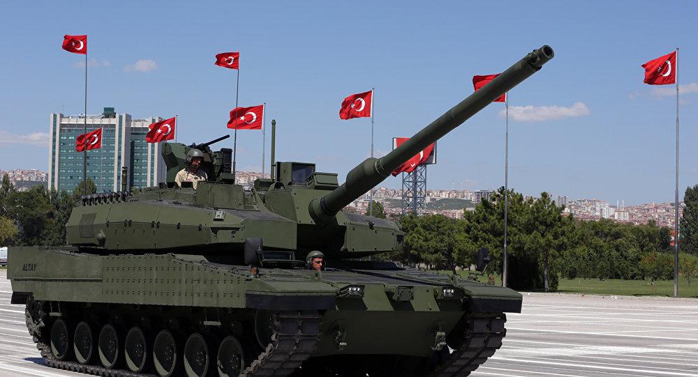 مقتل 11جنديا بهجوم صاروخى على قاعدة عسكرية تركية