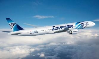 مصر للطيران : استمرار رحلات الطيران  الداخلي والشحن الجوي