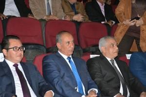 سفير كازاخستان يشارك محافظة البحر الاحمر بعيدها القومى