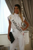 مسابقة ملكة جمال القارات ( صور )
