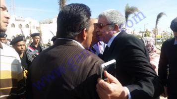 احتفال أهالى الغردقة بعيد محافظة البحر الأحمر القومى
