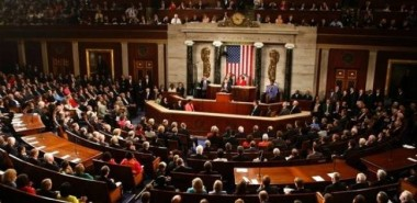 إغلاق مبني الكونجرس الأمريكي  بسبب فيروس كورونا