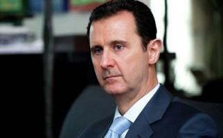بشار الأسد يستقبل الرئيس السودانى فى دمشق
