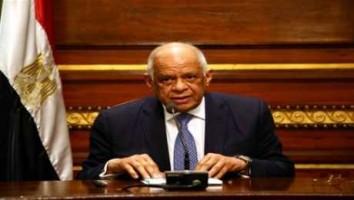 رئيس البرلمان يهنئ السيسى بمناسبة ذكرى ثورة 30 يونيه