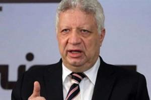 مرتضى منصور: تصرفات ممدوح عباس تهدف لتدمير نادى الزمالك