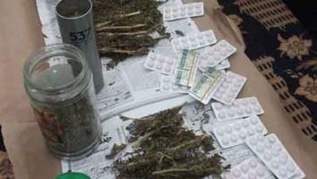 حبس شخصين لقيامهما بتصنيع وترويج مخدر الأستروكس فى المقطم