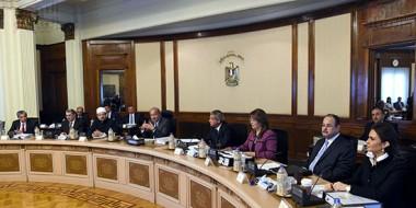 مجلس الوزراء يعيد تشكيل مجلس إدارة هيئة ميناء دمياط