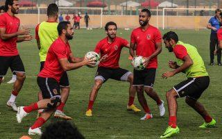 خالد بوطيب يخوض تدريبات فى الزمالك