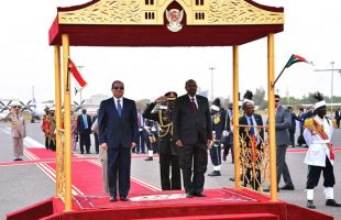 السيسى: تغييرًا كبيرا حدث فى العلاقة مع إثيوبيا