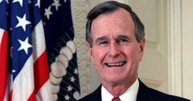 رحيل الرئيس الأمريكى الأسبق جورج بوش الأب عن عمر 94 عاما