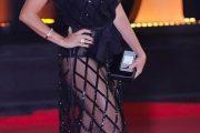 رانيا يوسف تعتذر عن ارتدائها فستانا مثيرا بحفل ختام مهرجان القاهرة