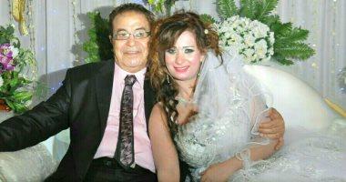 أرملة سعيد طرابيك تنفي شائعة زواجها من أحمد بدير