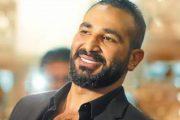 أحمد سعد يسجل أغنية جديدة بعنوان