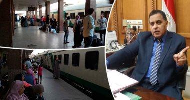اليوم .. هيئة السكة الحديد تطرح تذاكر للحجز على مقاعد قطارات 29 رمضان