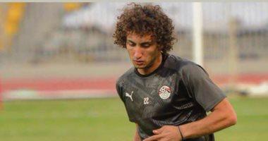 رسميا .. المنتخب يخطر الكاف باستبعاد عمرو وردة