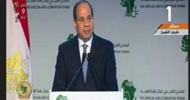 السيسى يلتقي وزير الدفاع والإنتاج الحربى