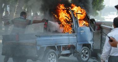 إرشادات المرور لتجنب حرائق السيارات أثناء القيادة
