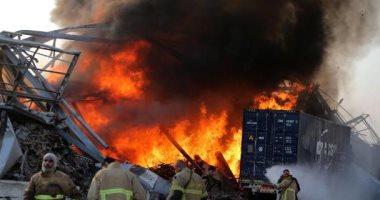لبنانيون يعلقون المشانق للمطالبة بمحاسبة الحكومة والسياسيين بعد تفجير بيروت